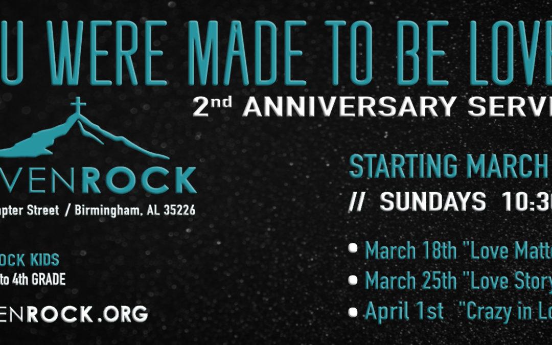 HavenRock Anniversary Service 2018
