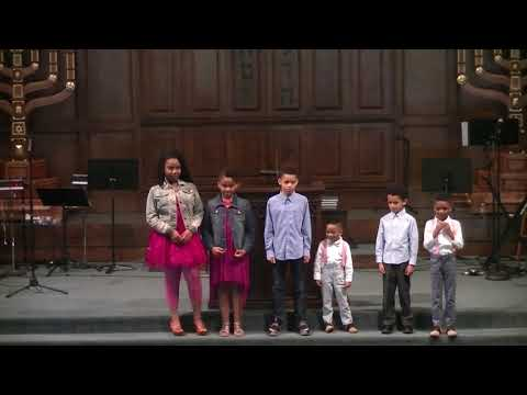 """""""Kids Easter Songs"""" (04/01/2018)"""