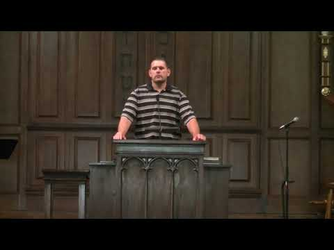 """""""Why I Know Faith Matters"""" by Sean Colosimo (10/07/2018)"""