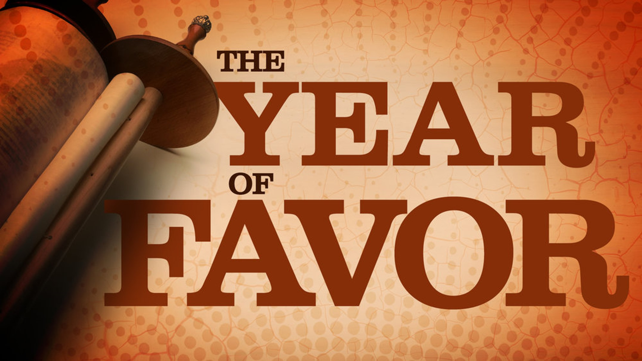 The Year of Favor