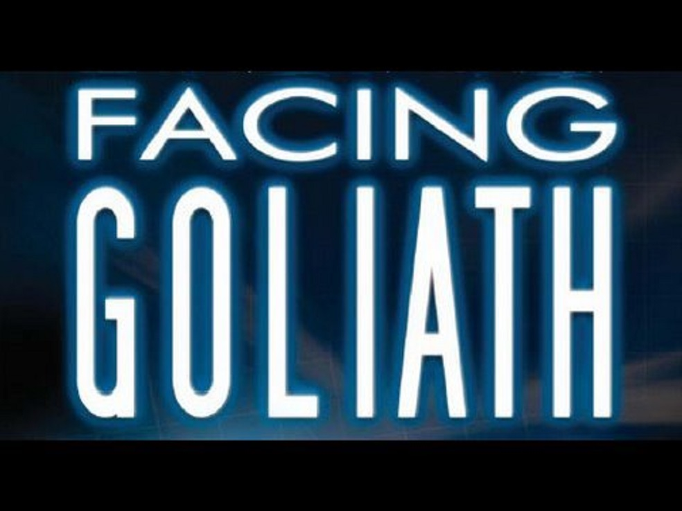 Facing Goliath